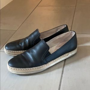Tod's women's leather loafers size 42/11